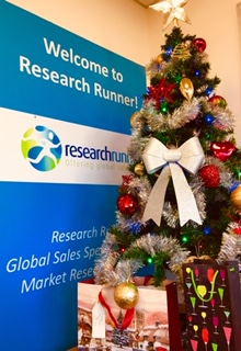 Research Runners sleigh is packed and ready to deliver